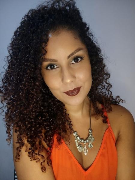 """Tamiris Coutinho é autora do livro """"Cai de boca no meu b*c3t@o - O funk como potência do empoderamento feminino"""" - Arquivo pessoal"""