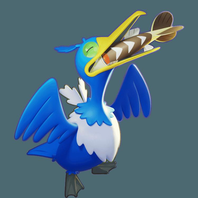 Cramorant - Divulgação/Nintendo - Divulgação/Nintendo
