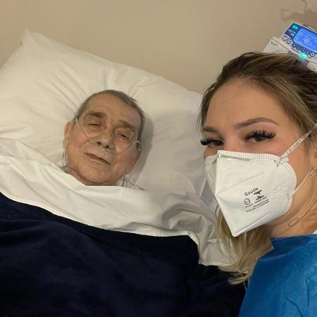 Virgínia Fonseca anunciou o falecimento de seu pai - Reprodução / Instagram