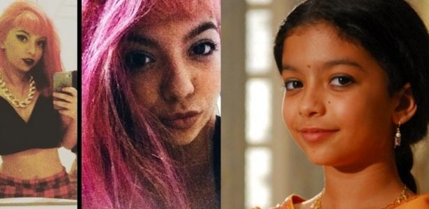 """Karina Ferrari, que interpretou a Anusha em """"Caminho das Índias"""", reaparece completamente diferente"""