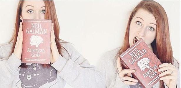 Catriona, booktuber australiana do canal Little Book Owl - Reprodução/Instagram