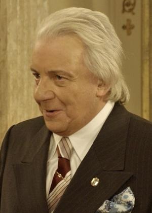 Marco Nanini interpreta Pandolfo - Reprodução/TV Globo