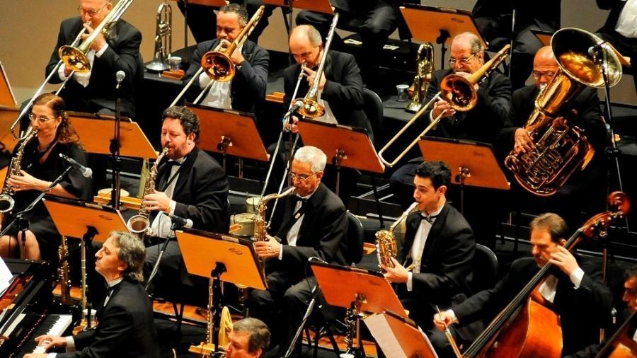 Orquestra Jazz Sinfônica - Divulgação