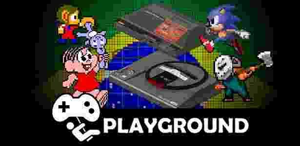 Master System, Mega Drive e todos os personagens da Sega que - Arte/UOL Jogos