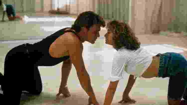 """Cena do filme """"Dirty Dancing: Ritmo Quente"""" (1987), de Emile Ardolino - Reprodução - Reprodução"""