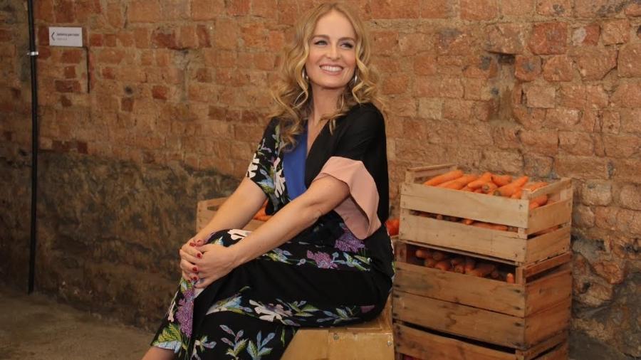 """Angélica participa do lançamento da nova temporada do """"Estrelas"""", que estreia dia 8 de abril - Ag.News"""