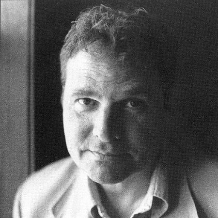 O escritor Denis Johnson - Reprodução