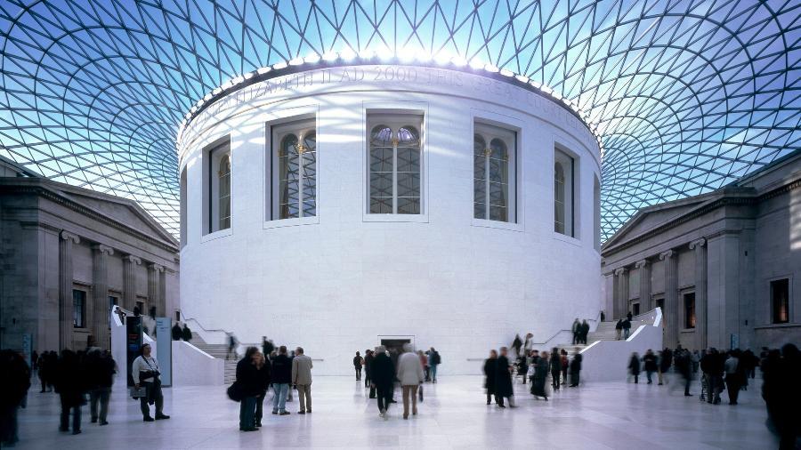 British Museum, em Londres - Divulgação/The Trustees of the British Museum