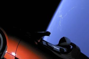 Onde está o Tesla Roadster exatamente? Este site te mostra (Foto: Divulgação)