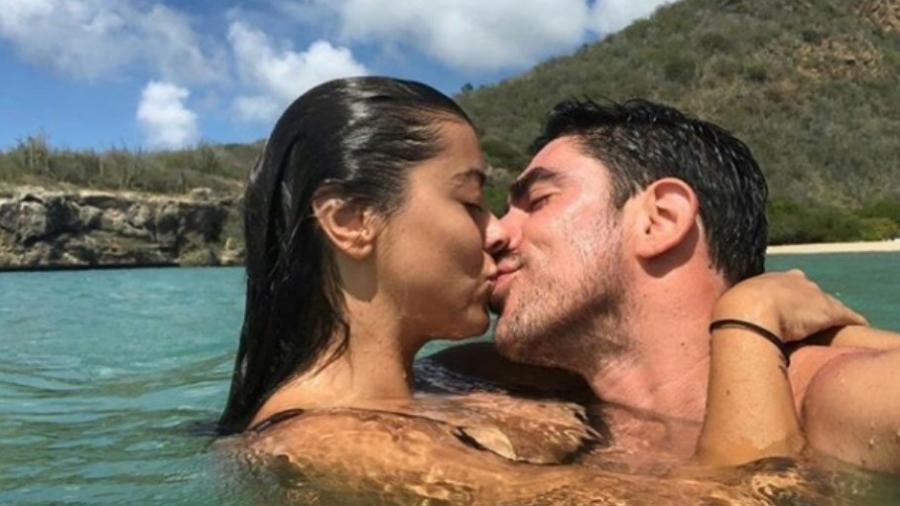 Marcelo Adnet e Patrícia Cardoso curtem férias - Reprodução/Instagram/patycardoso1