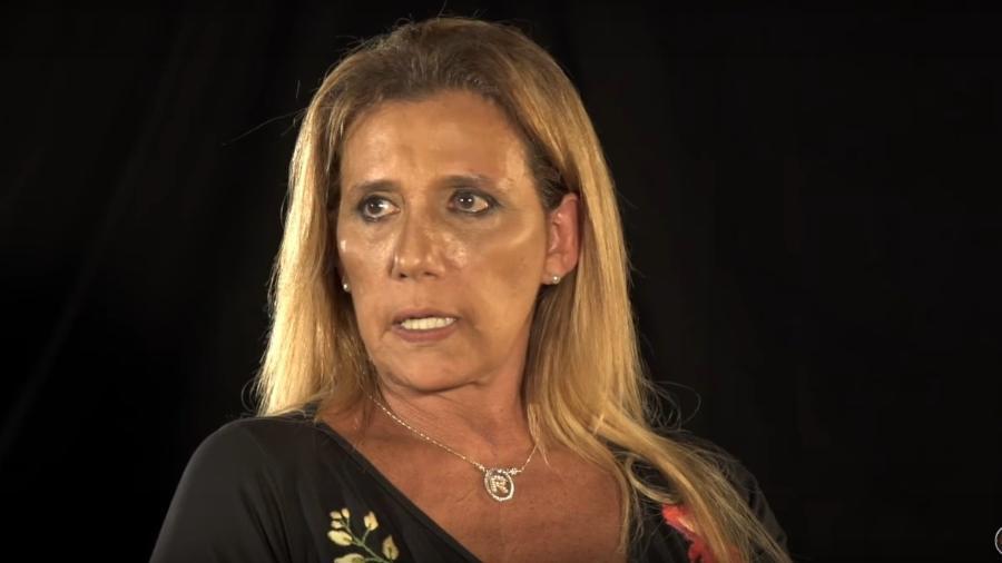 Rita Cadillac diz que ficou mal ao fazer filmes pornográficos - Reprodução/Youtube