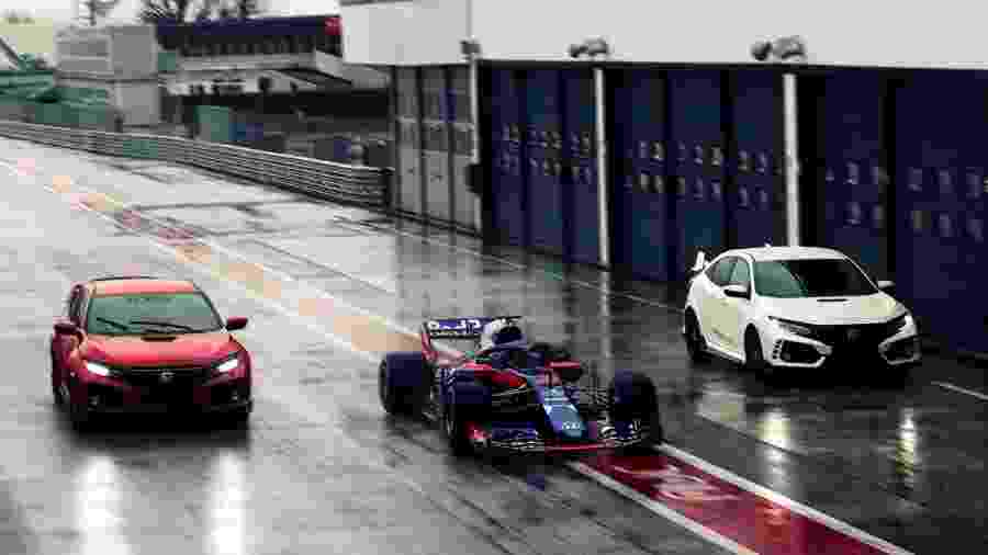 Chegada de piloto japonês seria facilitada por acordo da Toro Rosso com a Honda, sua fornecedora de motores - Divulgação