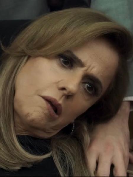 Marieta Severo é a Sofia Mãos de Tesoura - Reprodução/TV Globo