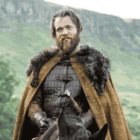 """O ator Jóhannes Haukur Jóhannesson em cena de """"Game of Thrones"""" - Reprodução - Reprodução"""