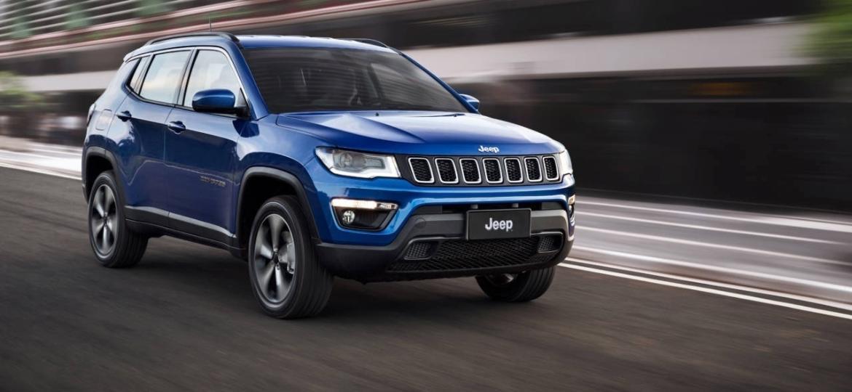 Jeep Compass é um dos modelos envolvidos no chamado - Divulgação