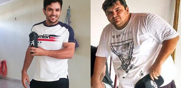 Nilson deixou o pré-diabetes e a hipertensão para trás ao perder 63 kg