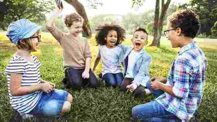 A rejeição dos pais está associada a maus resultados de saúde mental e comportamento das crianças - Getty Images - Getty Images