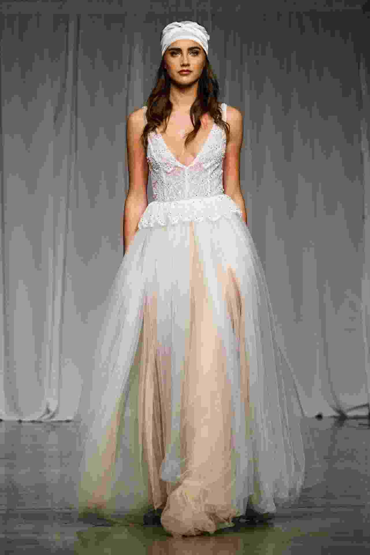 Bridal Fashion Week - Lilium - Xinhua/Lin Bilin