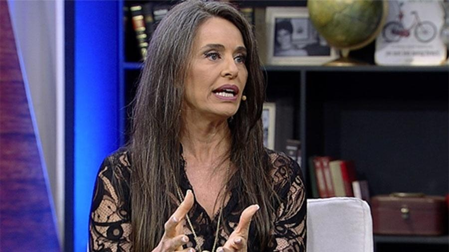 """No """"Mariana Godoy Entrevista"""", Carla Vilhena fala sobre deixar a Globo após 34 anos  - Divulgação/RedeTV!"""