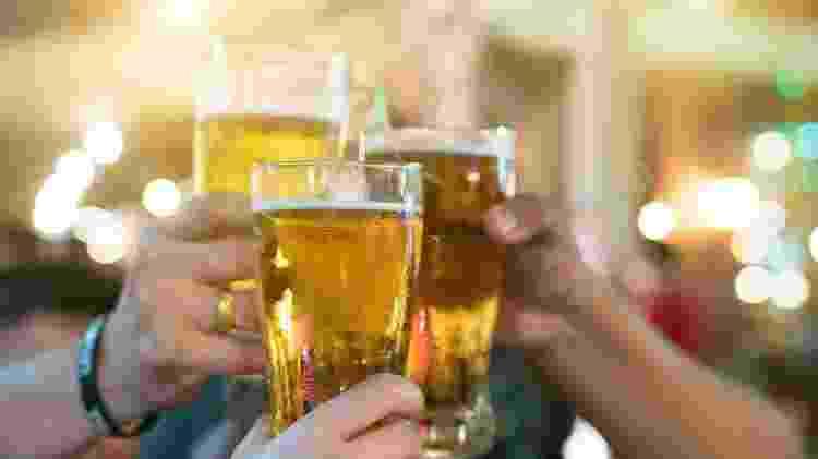 Cerveja - Witthaya Prasongsin/iStock - Witthaya Prasongsin/iStock