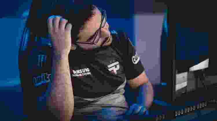 Takeshi mudou de posição e não teve boa fase na paiN Gaming - Divulgação/Riot Games