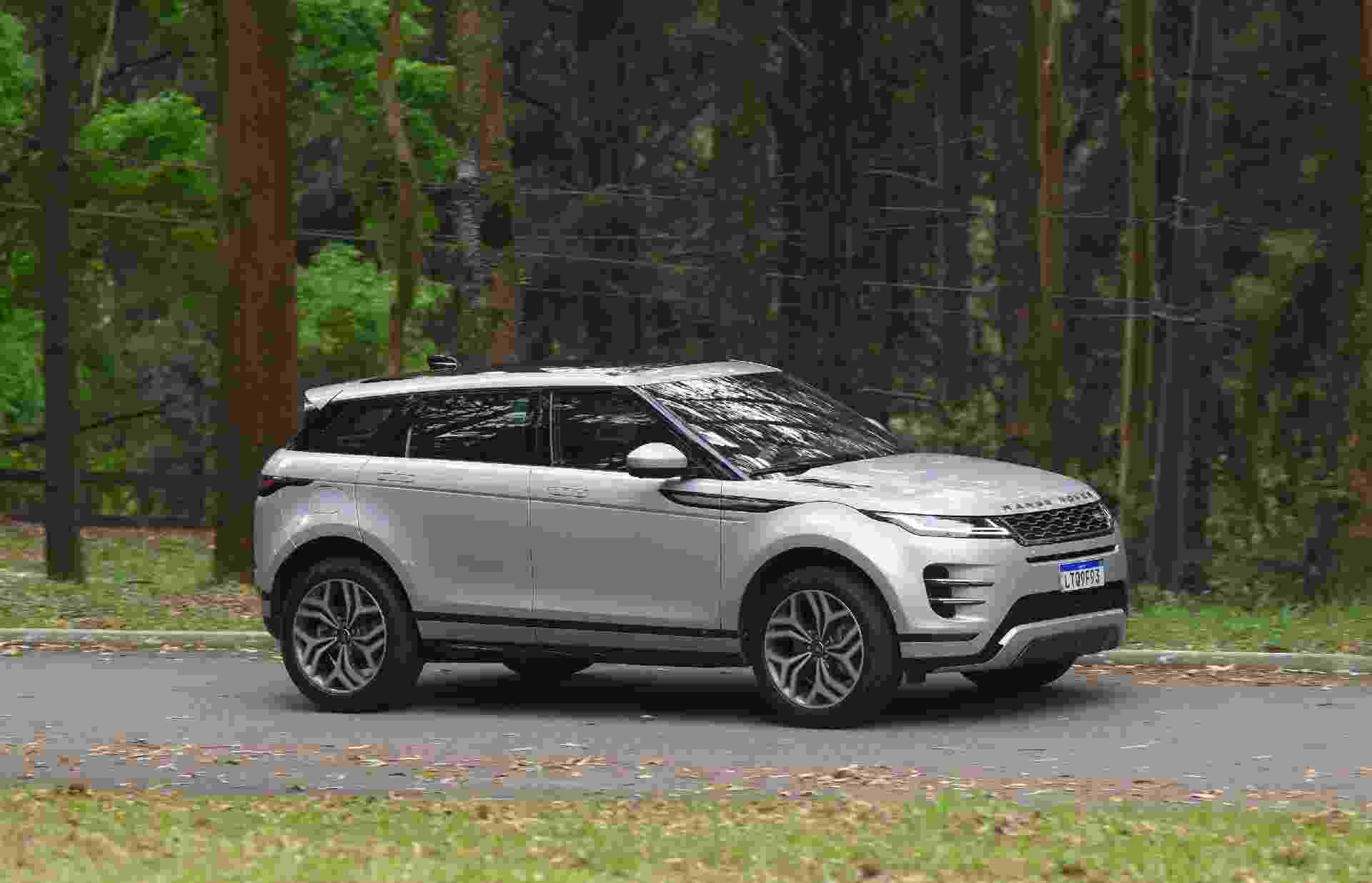 Range Rover Evoque HSE - Murilo Góes/UOL