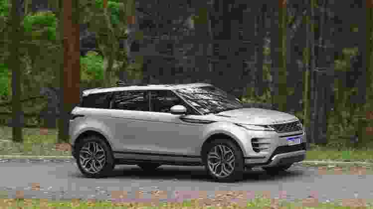 Range Rover Evoque HSE - Murilo Góes/UOL - Murilo Góes/UOL