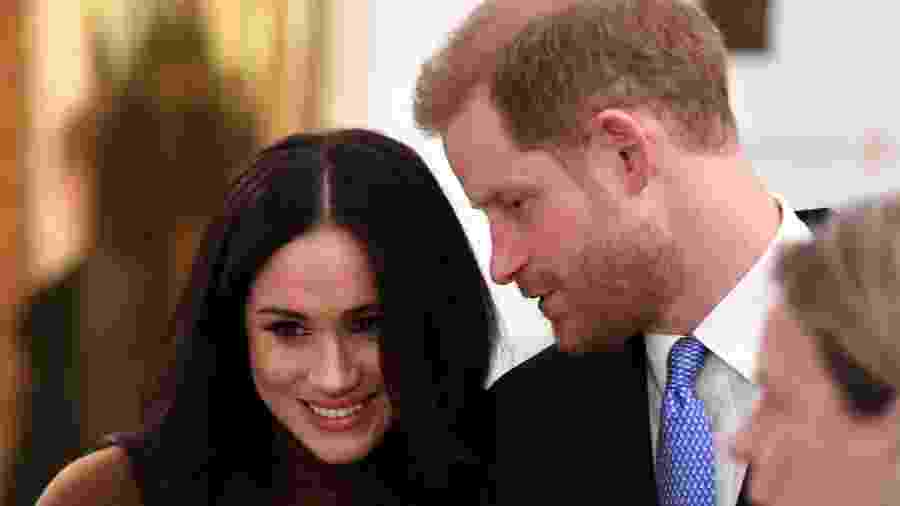 Príncipe Harry e Meghan Markle - WPA Pool/Getty Images