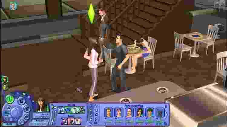 """""""Vida de Universitário"""" foi uma das expansões de The Sims 2 - Reprodução"""