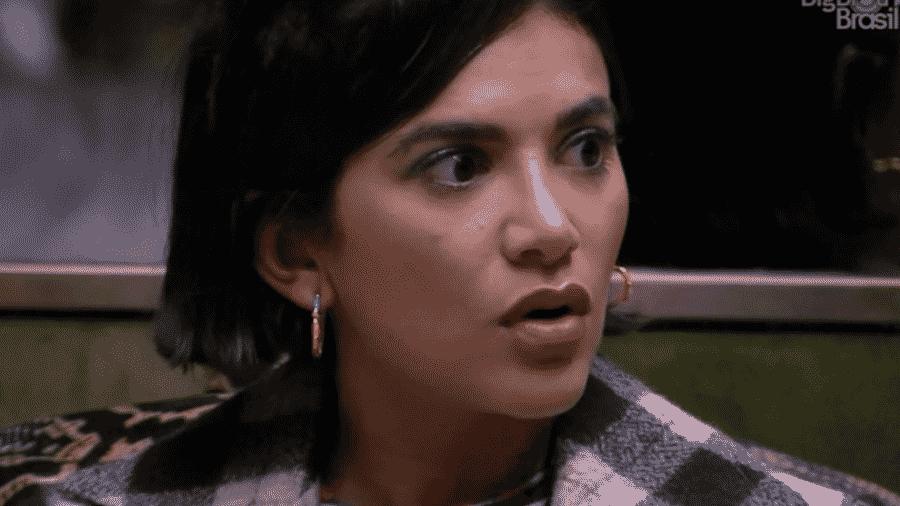 Manu conversa com sisters sobre Pyong - Reprodução/Globoplay