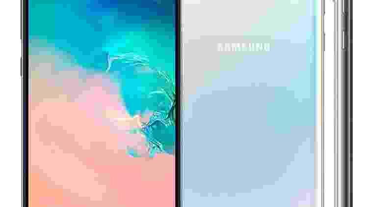 Samsung Galaxy S10e - Divulgação - Divulgação