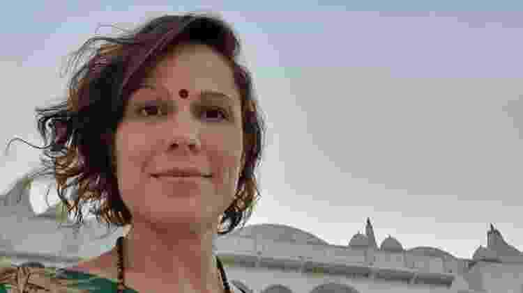 Mariana Hein na Índia - Reprodução Instagram - Reprodução Instagram