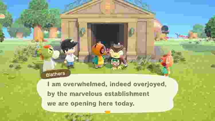 Animal Crossing Review 2 - Reprodução - Reprodução
