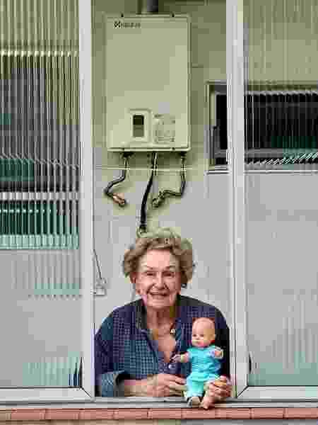 Dona Eunice Boneca - Andrea Setti/UOL - Andrea Setti/UOL