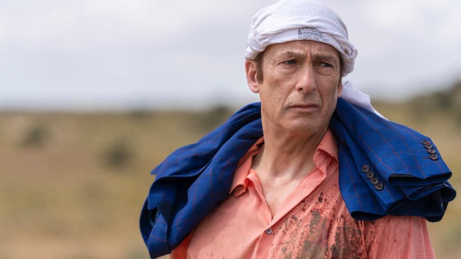 Bob Odenkirk como Saul Goodman em Better Call Saul - Divulgação