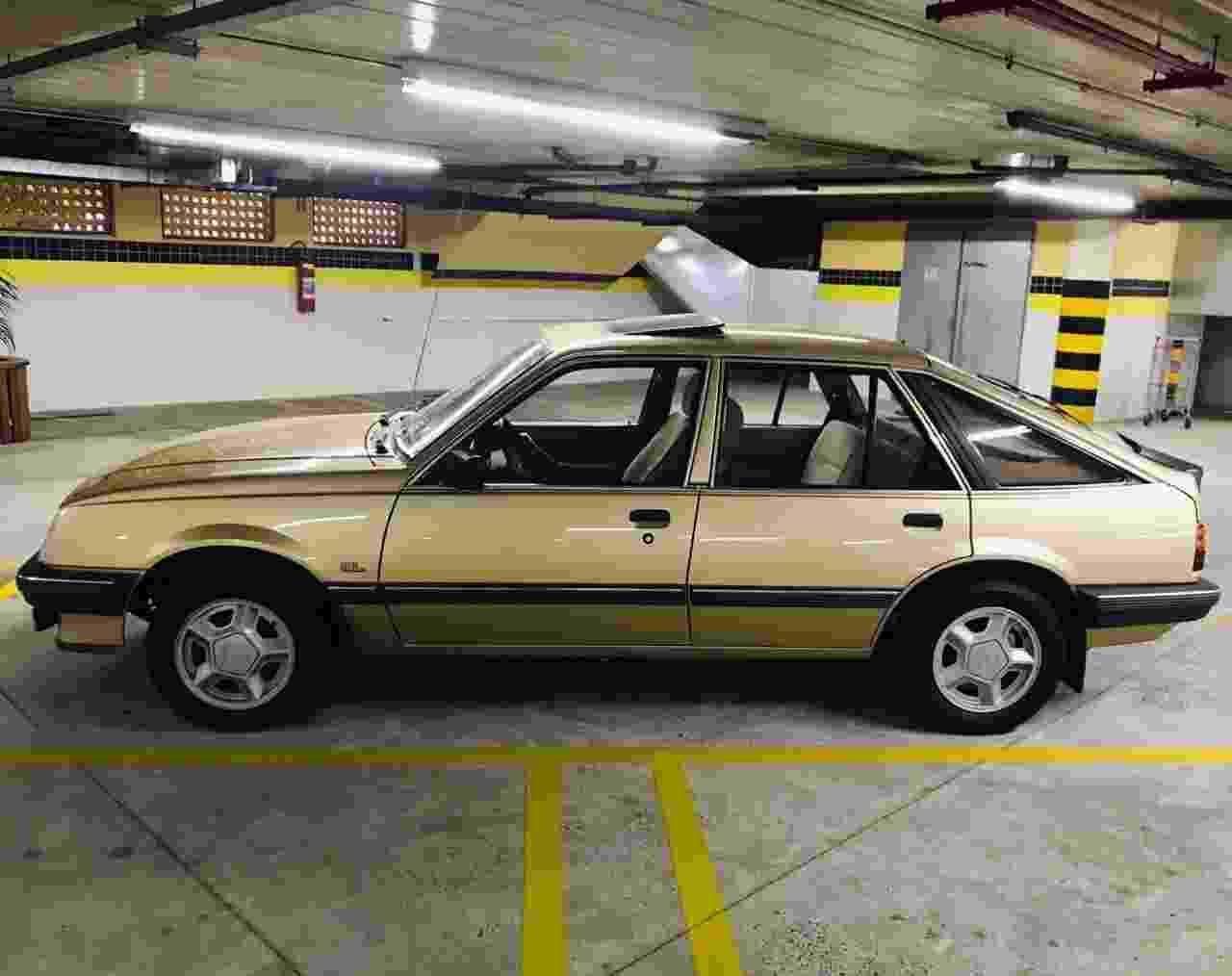 Chevrolet Monza Opel Ascona Portugal português evandro campinas - Arquivo pessoal
