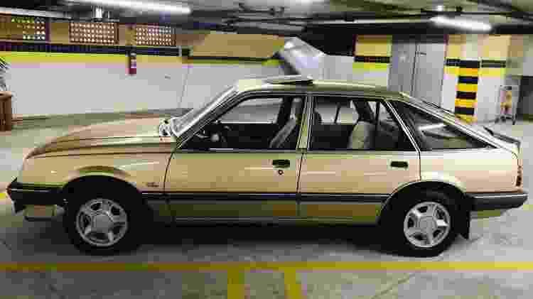 Chevrolet Monza Opel Ascona Portugal português evandro fraga campinas - Arquivo pessoal - Arquivo pessoal