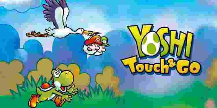 Yoshi5 - Divulgação/Nintendo - Divulgação/Nintendo