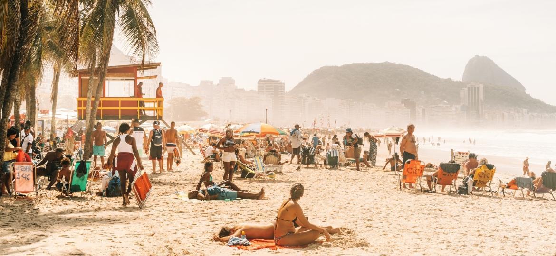 Levantamento feito pelo Booking.com revela o top 10 entre os destinos gerais e praias nas duas últimas semanas de julho - Getty Images/iStockphotos