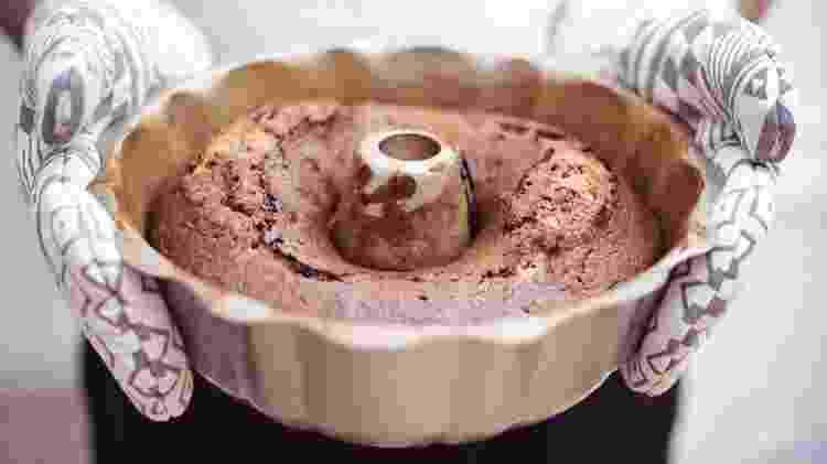 O centro do bolo está cru? Não se desespere - Getty Images/iStockphoto - Getty Images/iStockphoto