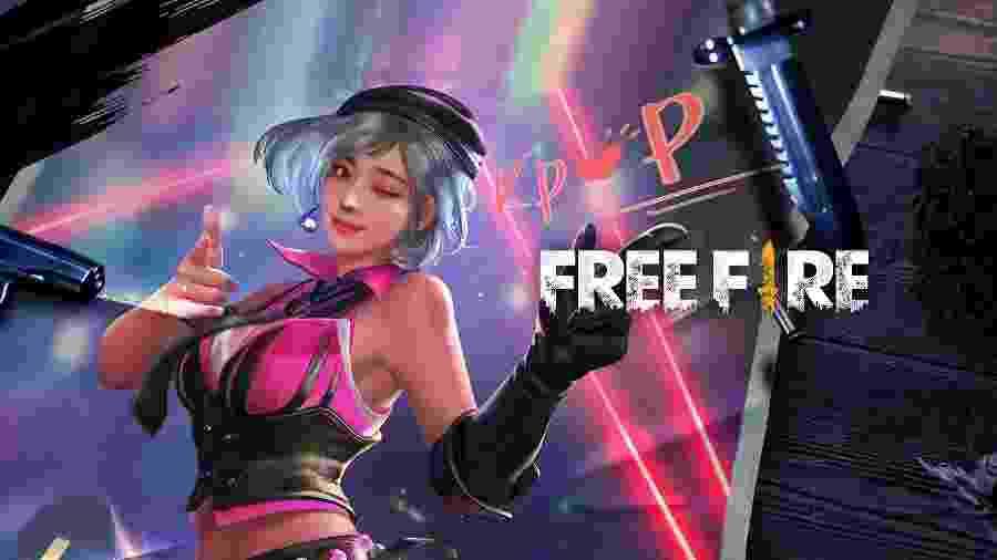 Free Fire - Reprodução