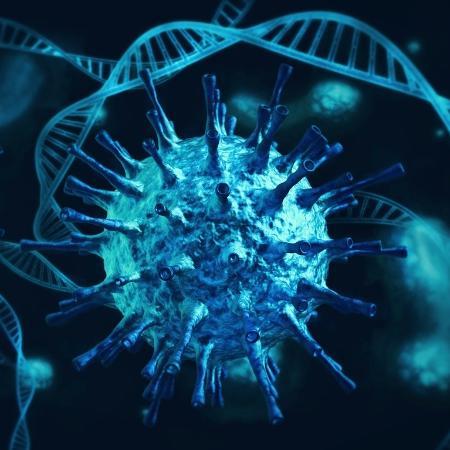 Hormônio atua como barreira contra o SARS-CoV-2 - iStock