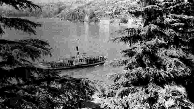 O filme também revelou paisagens dos destinos de viagem - Reprodução/William Fagan - Reprodução/William Fagan