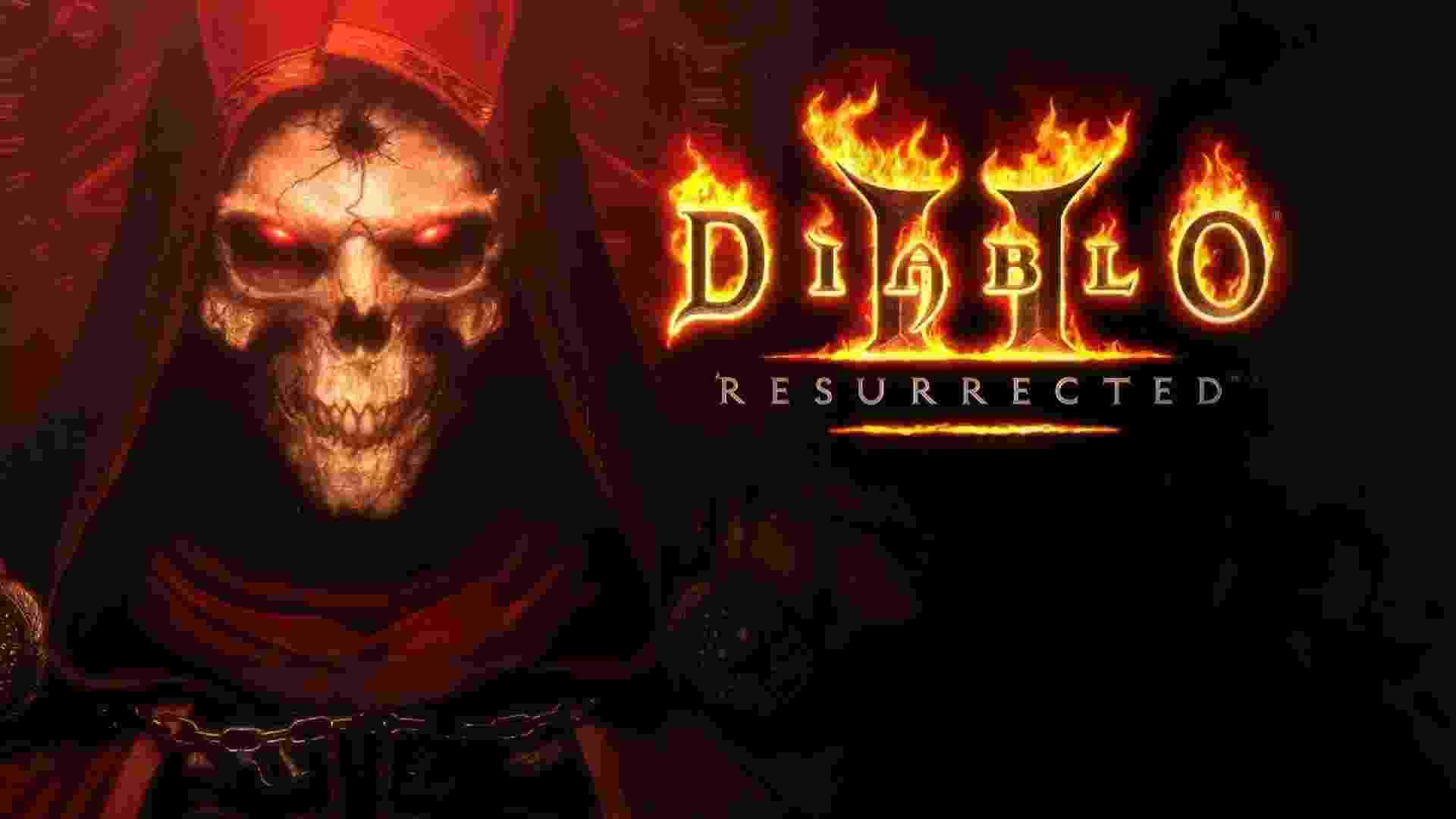 Diablo II Resurrected - Divulgação
