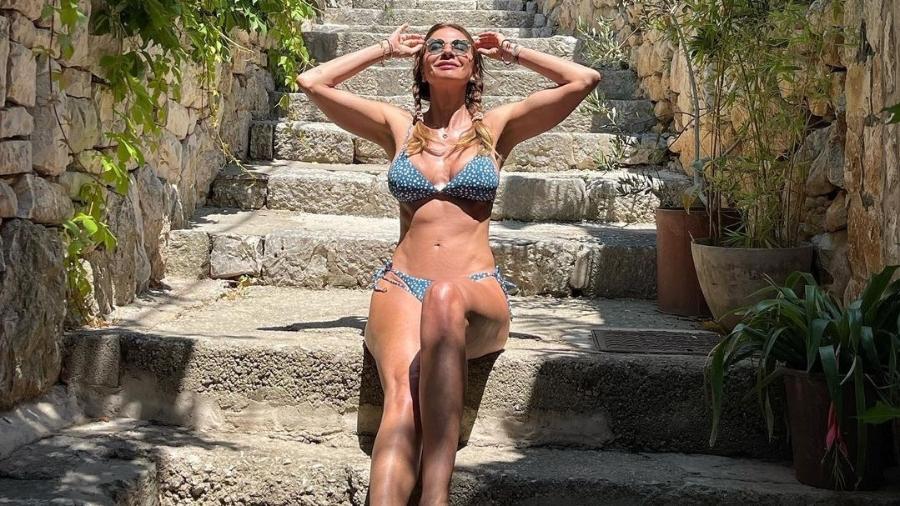 Luciana Gimenez recebe elogios em registro de férias na Croácia - Reprodução/Instagran