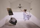 Feira de casamento terá exposição de vestidos com intervenções artísticas - Giullia Paulinelli
