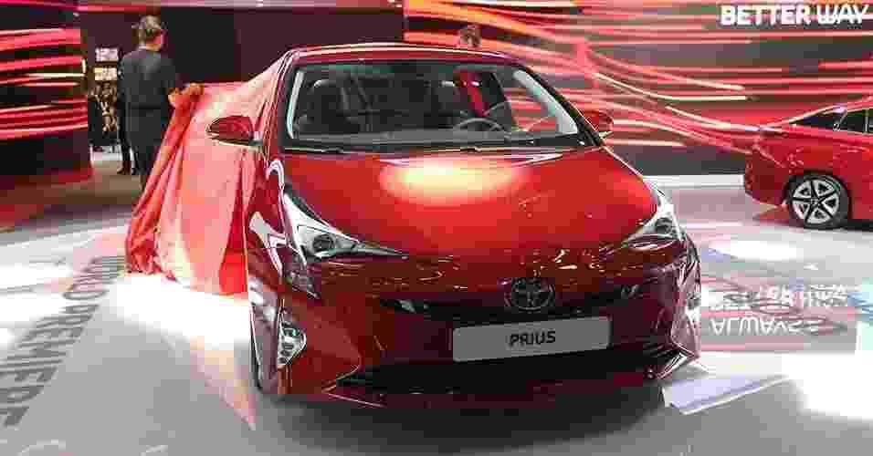 Toyota Prius 2016 - Uwe Anspach/EFE