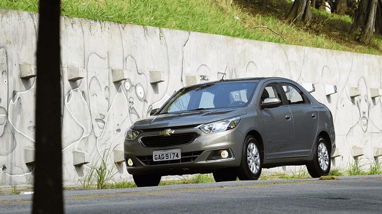 Chevrolet Cobalt Elite - Murilo Góes/UOL - Murilo Góes/UOL