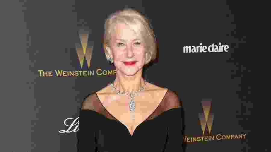Helen Mirren, 70 - Getty Images