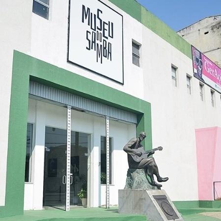 Centro Cultural Cartola (Museu do Samba), no Rio de Janeiro - Divulgação
